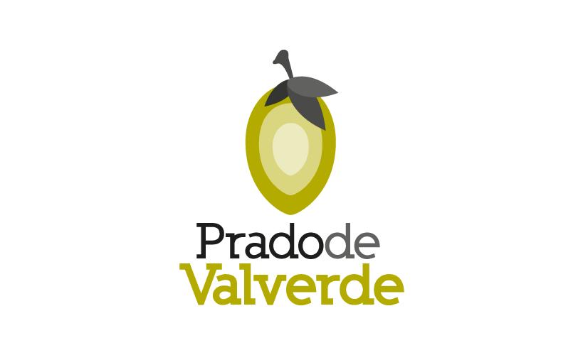 Diseño de identidad corporativa de Prado de Valverde, marca de aceite de oliva virgen y virgen extra elaborado en la provincia de Jaén